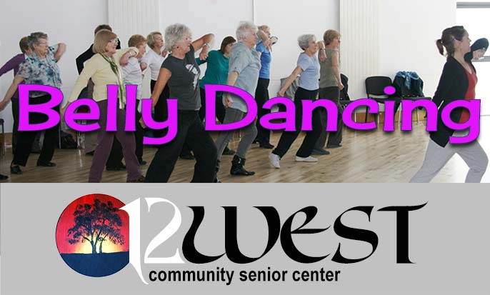 Rice Lake Senior Center: Belly Dancing