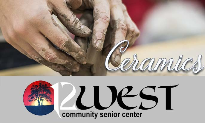 Rice Lake Senior Center: Ceramics