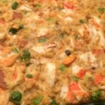 Rice Lake Senior Center - Recipe - Savannah Seafood Stuffing