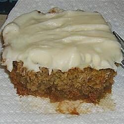 Recipe: Green Tomato Cake